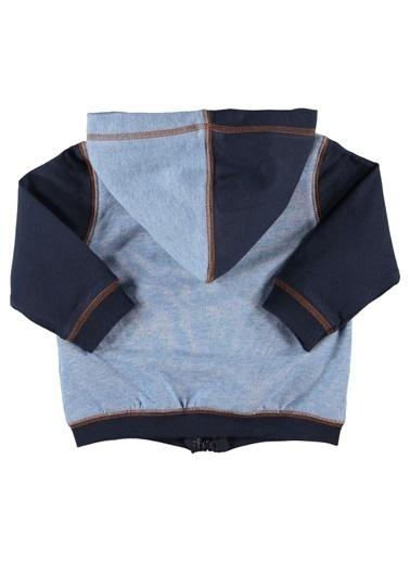 Zeynep Tekstil Sweatshirt Mavi